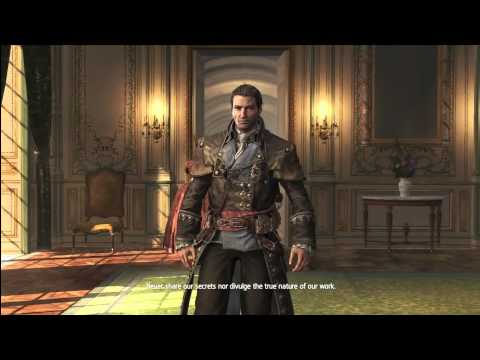Assassin's Creed Rogue - Ending