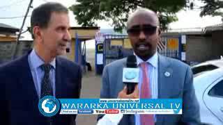 Imaradka Oo Dhawacyadii Qaraxii Zoobe Keenay Nairobi