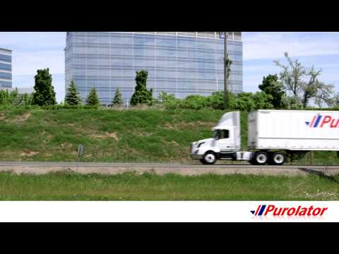 Purolator Logistics – international freight and imports