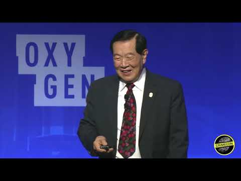 Dr. Henry Lee at CrimeCon 2019 (New Concepts in Homicide Investigation)