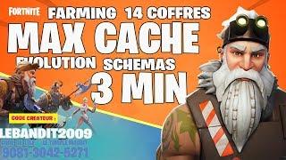 LIVE FORTNITE FARM 14 COFFRES EN SOLO SURVIE NUIT DE GLACE FORTNITE SAUVER LE MONDE PS4/720P HD