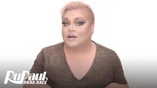 Drag Makeup Tutorial: Ginger Minj's 'On Time' Look | RuPaul's Drag Race | Logo