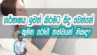 ගර්භාෂය ඉවත් කිරීමට සිදු වෙන්නේ කුමන රෝගී තත්වයන් නිසාද? | Piyum Vila | 20 - 08 -2020 | Siyatha TV Thumbnail
