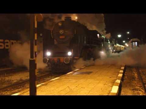 Steam loco 01 AND  ..05 IN Dragoman, Bulgaria