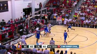 Summer League: Golden State Warriors vs Los Angeles Lakers