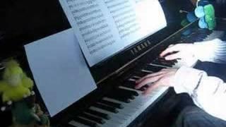 ウッーウッーウマウマ(゚∀゚) 「caramelldansen」 ピアノ