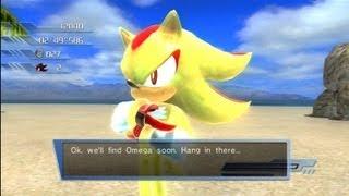 Sonic Next Gen (Super Shadow) Wave Ocean