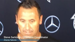Video: Steve Sarkisian on working with Matt Ryan
