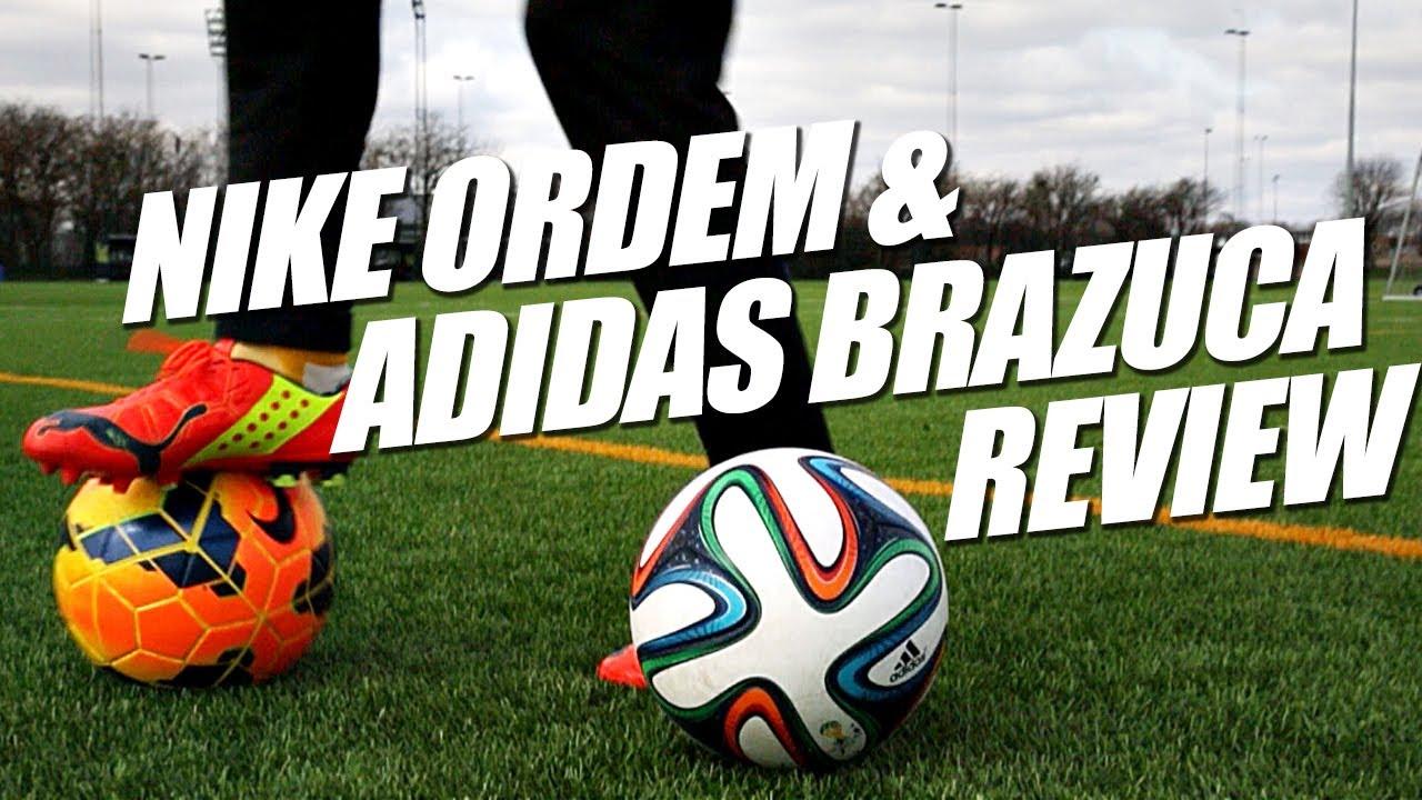 Nike Ou Des Ballons De Football Adidas