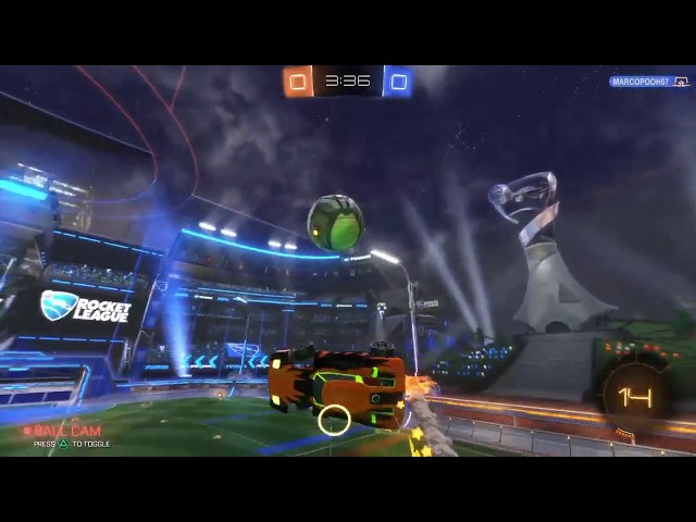 My Top Rocket League Goals 2019 (Number 11 will Cheez your Whiz)