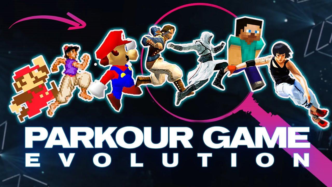 Parkour's WEIRD Gaming Evolution