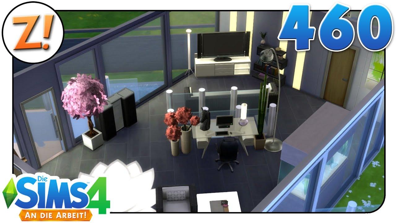sims 4 an die arbeit inklusive kamin ecke 460 let 39 s play german deutsch youtube. Black Bedroom Furniture Sets. Home Design Ideas