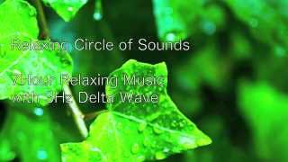 7Hour Sleep Relaxing Music with 3HzDelta Wave / Sleep, Relaxing, Soothing, New Age Ambient Music.