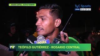 Rosario Central 2-1 Atlético Tucumán | Paso a Paso