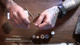 Unboxing Инструменты и материалы для вязания нахлыстовых мушек