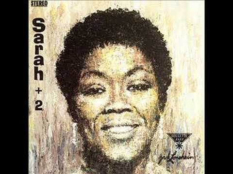 "Sarah Vaughan - ""All I Do Is Dream Of You"""