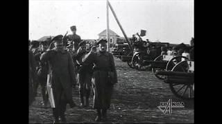 Восточный фронт. Чапаев и Троцкий