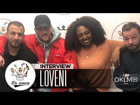 Youtube: LOVENI («Une nuit avec un bon gamin», son parcours, Myth Syzer, Ichon…) – #LaSauce sur OKLM Radio