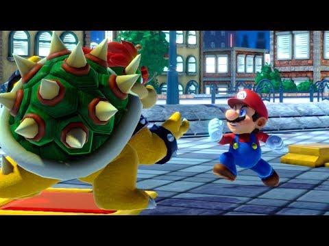 Super Mario Party - Alternative Final Boss Mario & Evil Ending