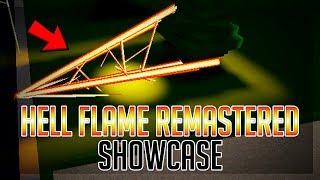HELL FLAME REMASTERED SHOWCASE! Boku no Roblox: Remasterizado ROBLOX