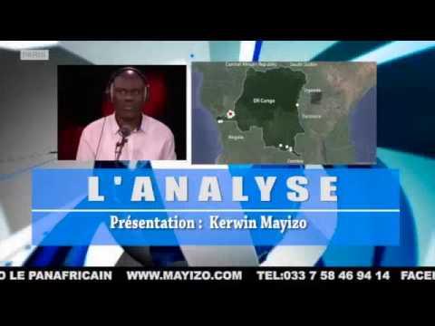 Analyse du week end du 4 juin 2017 sur l'interview de Joseph  Kabila à  Der Spiegel