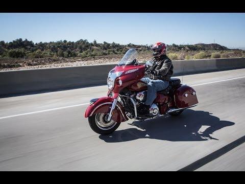 2014 Indian Chief Motorcycles - Jay Leno's Garage thumbnail