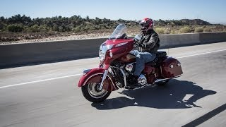 2014 Indian Chief Motorcycles - Jay Leno