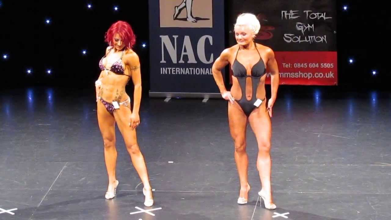 NAC British Open Bodybuilding Miss Fitness 2013 - Sonia Roberts ...