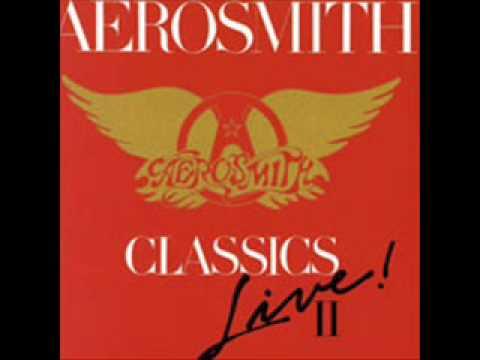 16 Toys in the attic Aerosmith 1986 Classics live CD 2