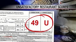 I-Team: Clayton County missed 200 restaurant inspections