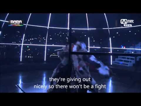 Mnet GD X Taeyang Good Boy English Subtitle