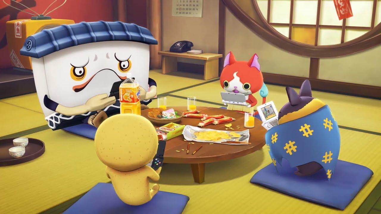 where to find love buster youkai watch Love live fate/series home youkai watch 3 sushi nintendo 3ds youkai watch 3 sushi.