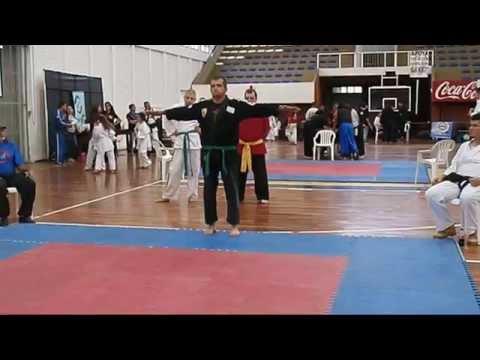 Hapkido Uruguay 2014
