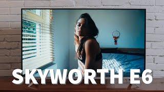 Skyworth E6: Android TV box gắn kèm màn hình 40 inch, giá chỉ 7 triệu đồng