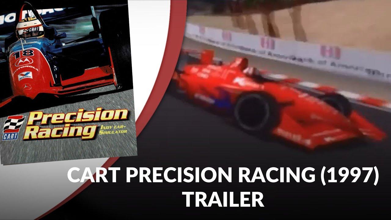 Flashback 1997: CART Precision Racing by… Microsoft!