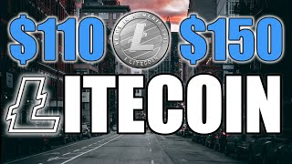 LITECOIN TO $150 or $110? - LTC PRICE UPDATE