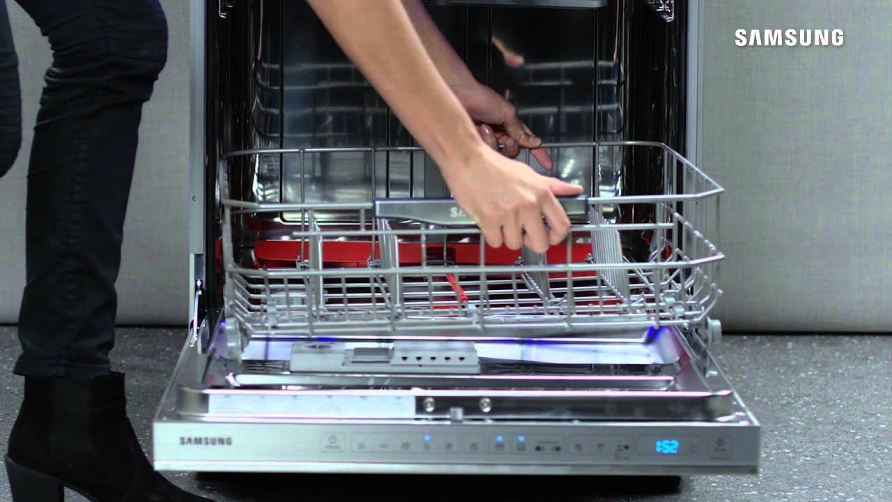 Lavaggio non soddisfacente con la lavastoviglie waterwall come