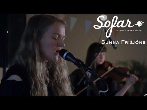 Sunna Friðjóns - Inni í skugganum | Sofar Reykjavík