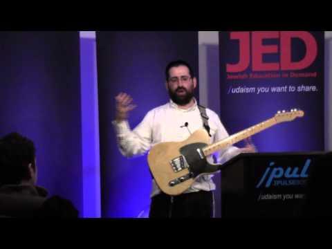 JED: Music and Spirituality w Rabbi Tzvi Gluckin
