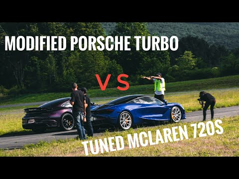 this-modified-porsche-991-turbo-vs-the-mclaren-720s-:-mod2fame-roll-racing
