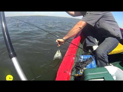 Fluke Fishing Off Jones Beach Long Island NY