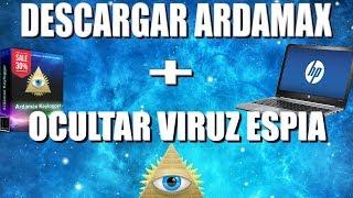 DESCARGAR ARDAMAX KEYLOGGER ULTIMA VERSION + CRACK | 2018 | COMO CREAR VIRUZ ESPIA Y OCULTARLO