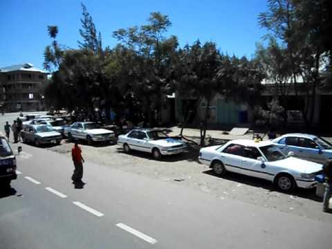 Malawi City Street view
