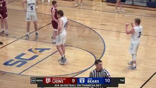Boys Basketball | Ava vs Mansfield | 1-5-21