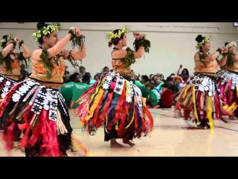 Tuvalu Fatele 2014 - Tamafine O Te Saegala