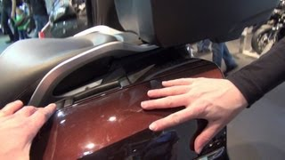 BMW K 1600 GTL, sex sells - Swiss Moto 2013 - Autos Motorrad CTL4world