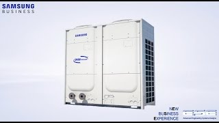 SAMSUNG Brand New 2016 DVM Chiller ~ Redefining System A/C Standards [by ESE]