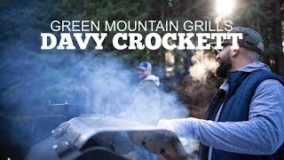 Outdoors with Davy Crockett | Green Mountain Pellet Grills