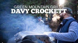 Outdoors with Davy Crockett | Green Mountain Pellet Grills