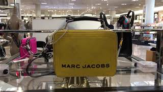 Marc Jacobs: New Bags At Nordstrom